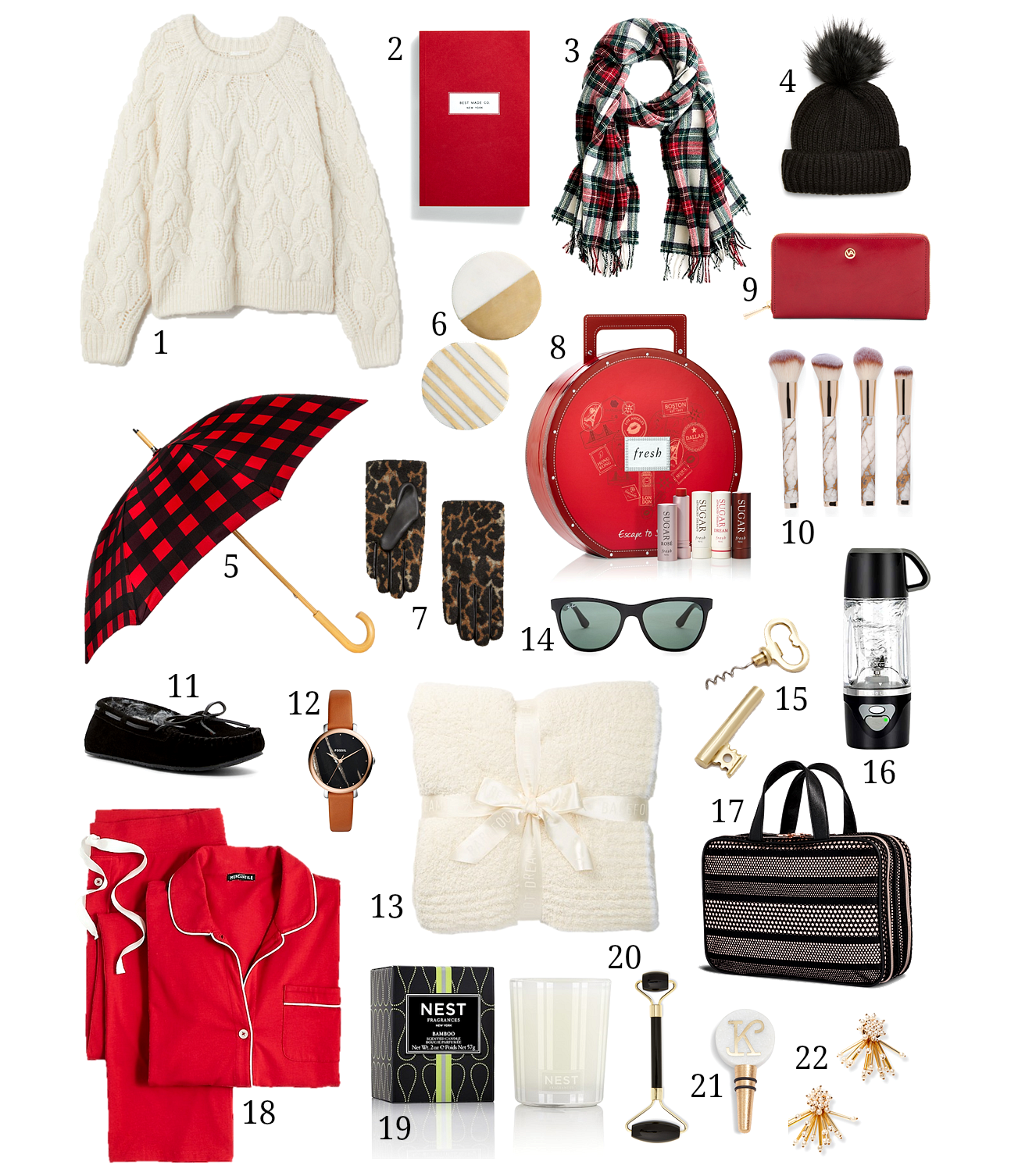 gift guide for her under $50