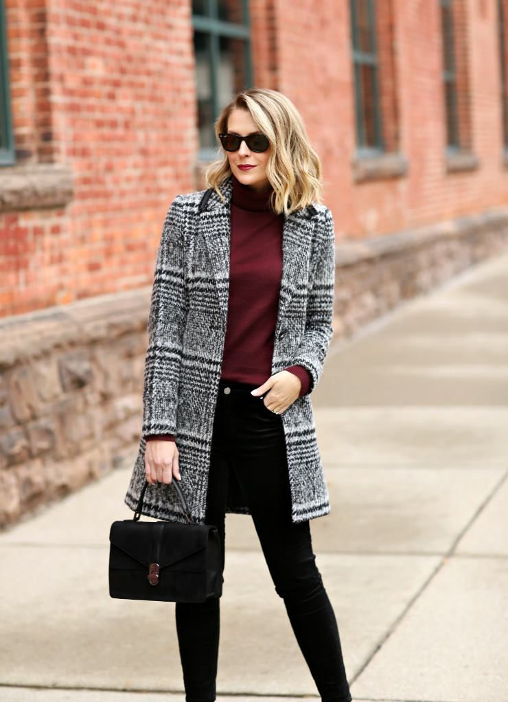 chic winter plaid