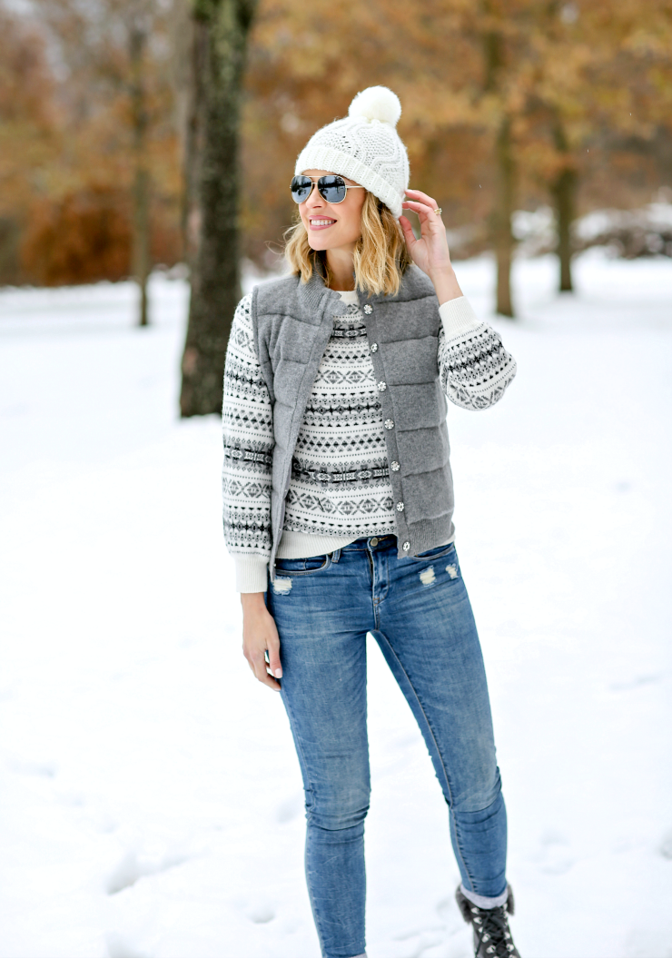 chic winter style