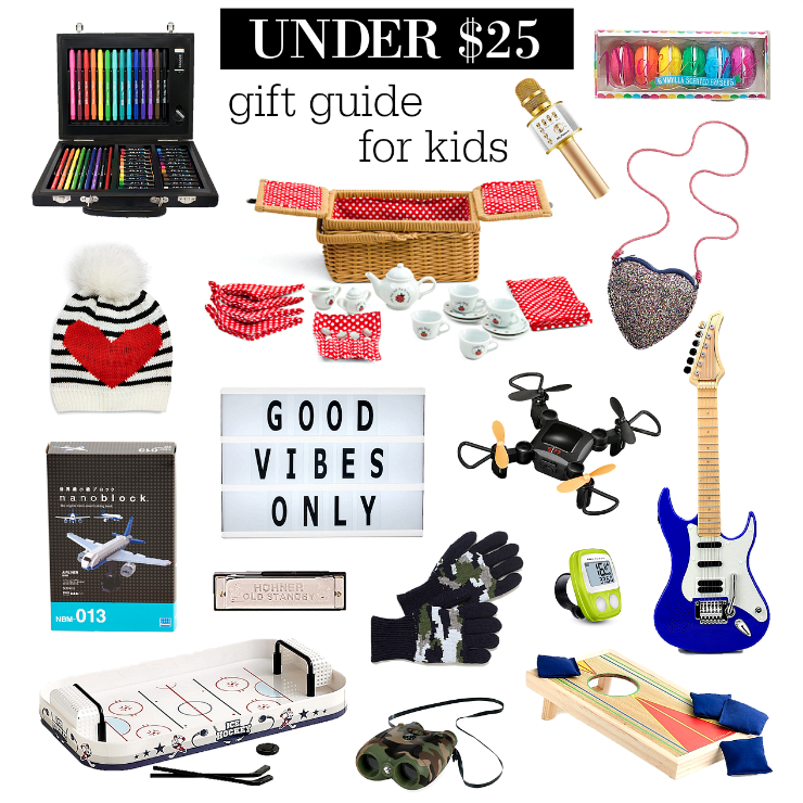 gifts for kids under $25