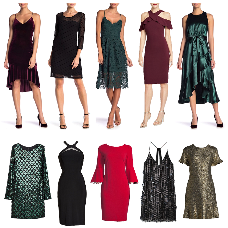 holiday party dresses under $75