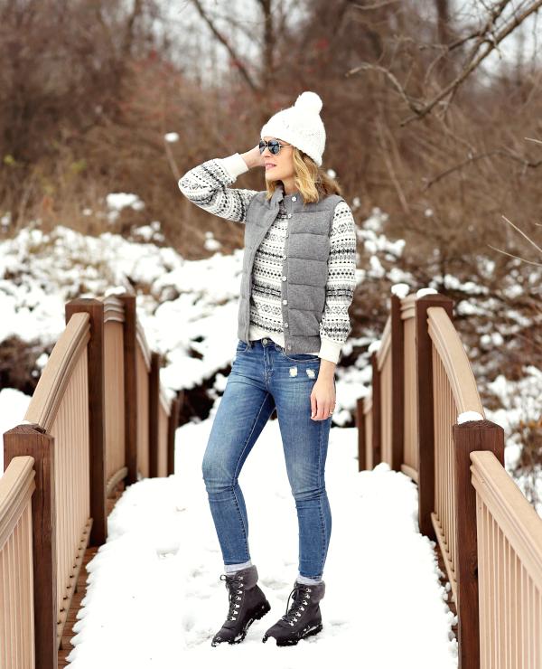 Soft Winter Neutrals
