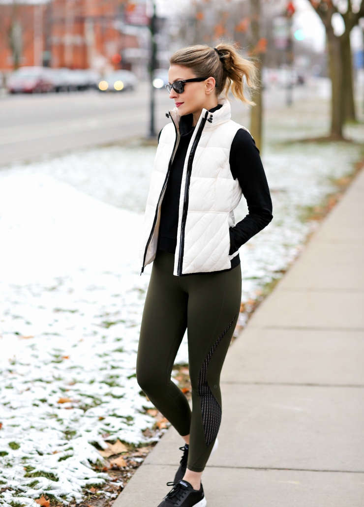 activewear layers