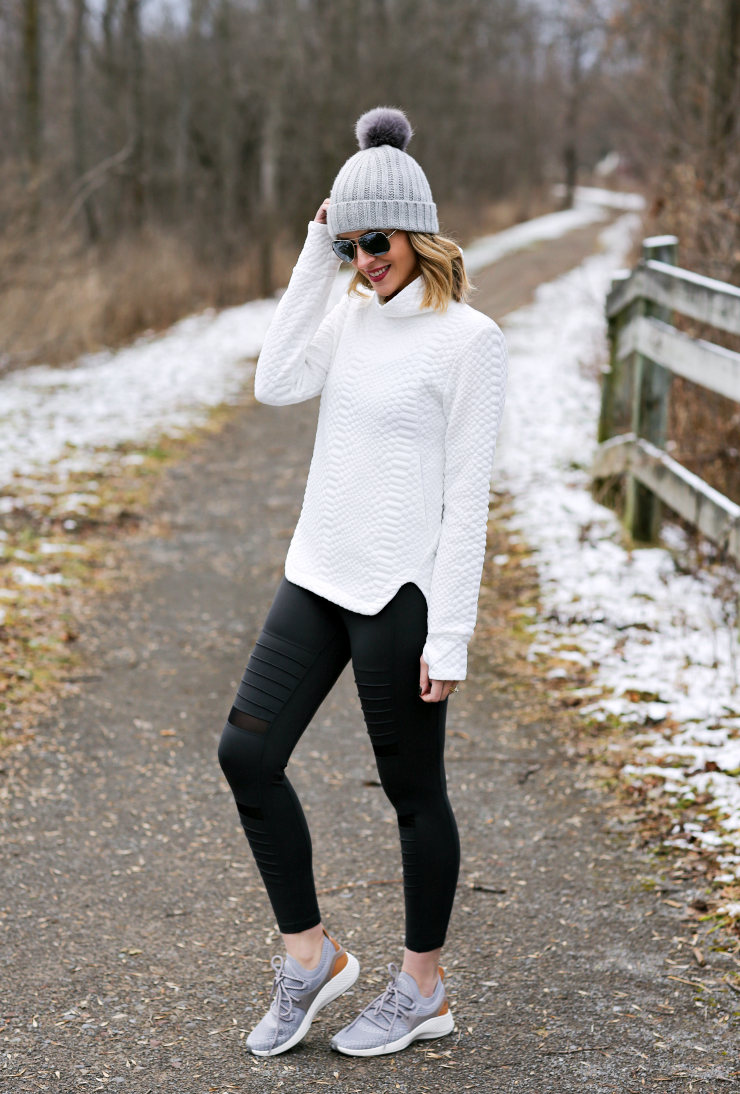 activewear for cold weather