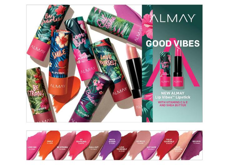 Almay Lip Vibes