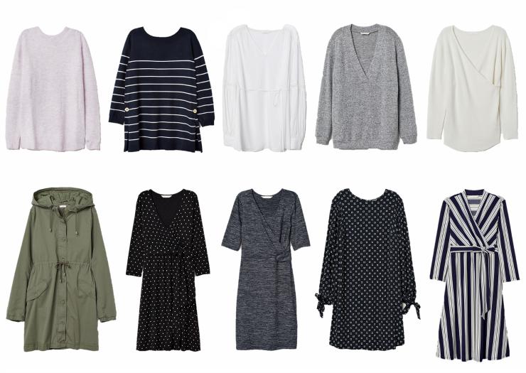 maternity wardrobe basics