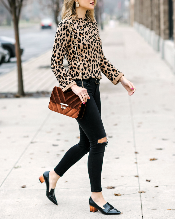 how to pull off the leopard trend