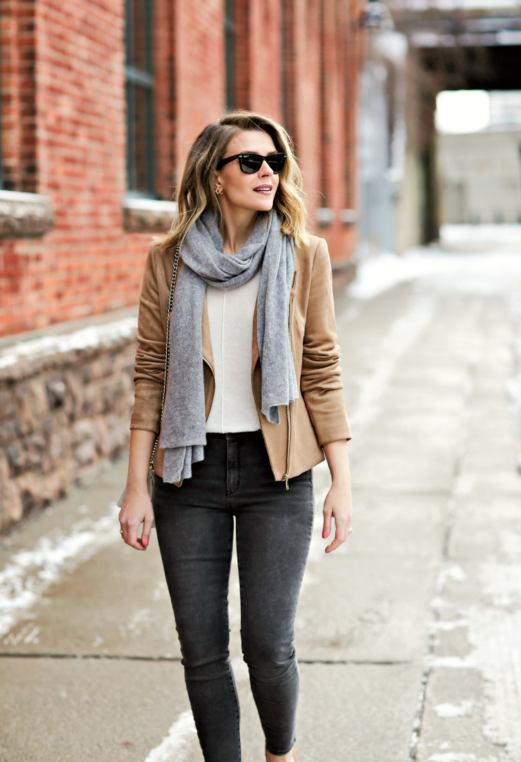 how to layer neutrals