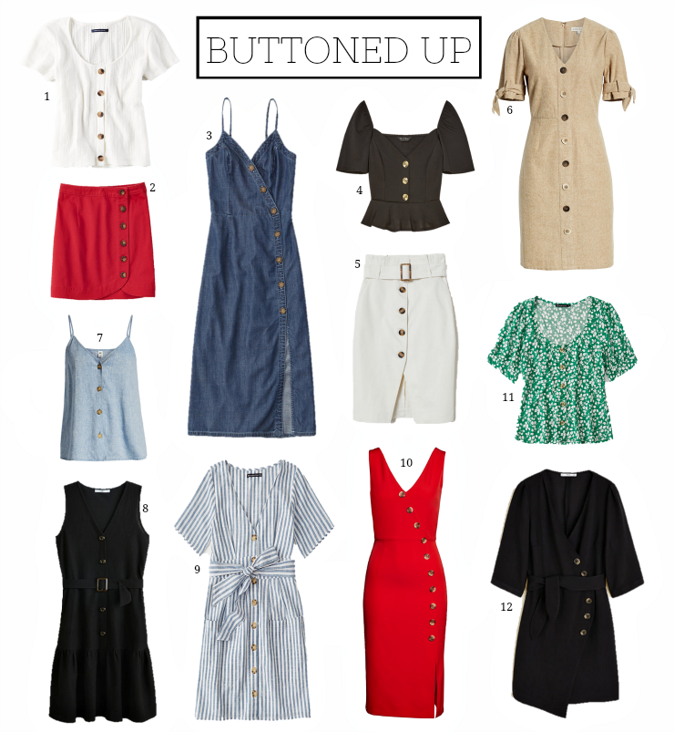 button accents