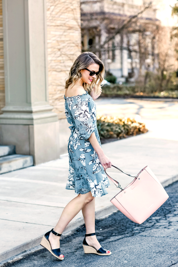 feminine spring style