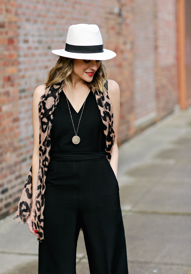 Halogen Panama Hat