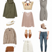 neutral spring basics under $60