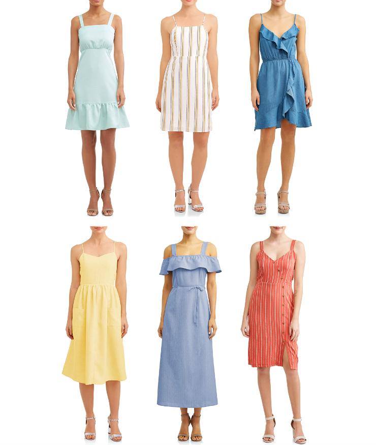 Walmart spring dresses