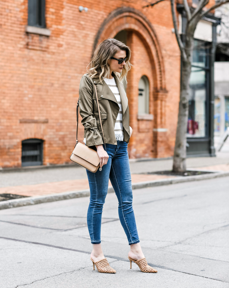 casual spring neutrals