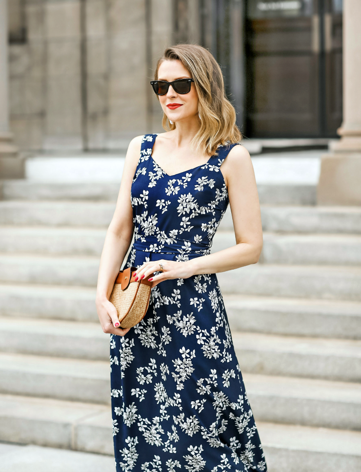 Love Sadie Floral Dress