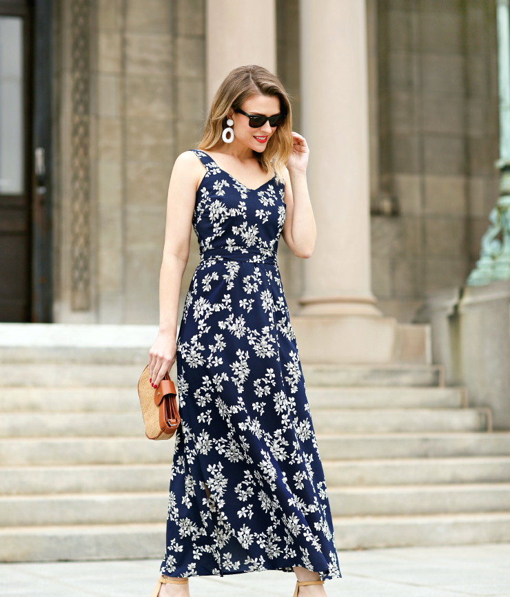 Love Sadie Maxi Dress