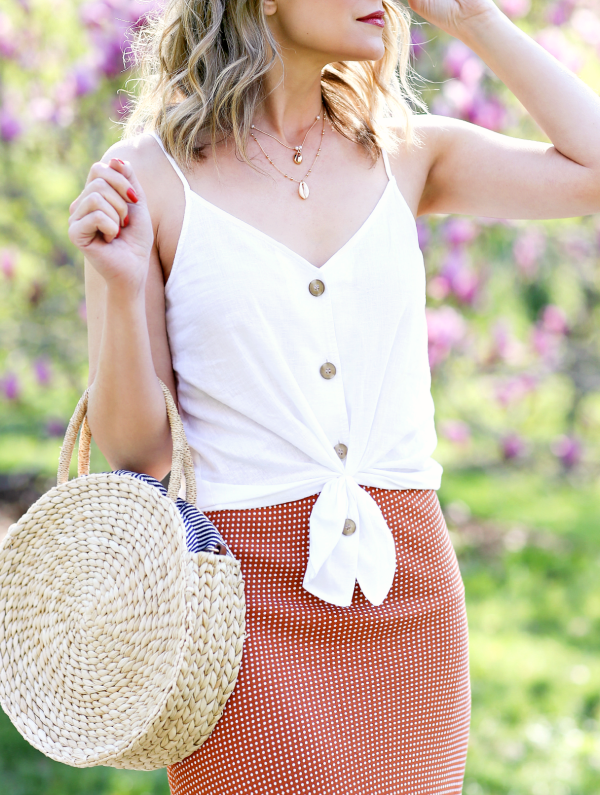 Spring To Summer Transitional Style