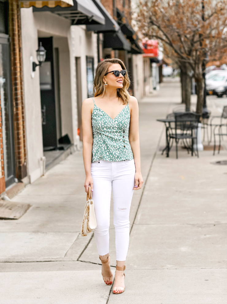 girls night spring outfit