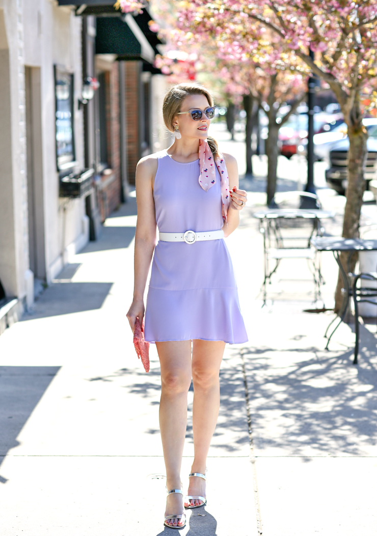 Leith Pastel Dress