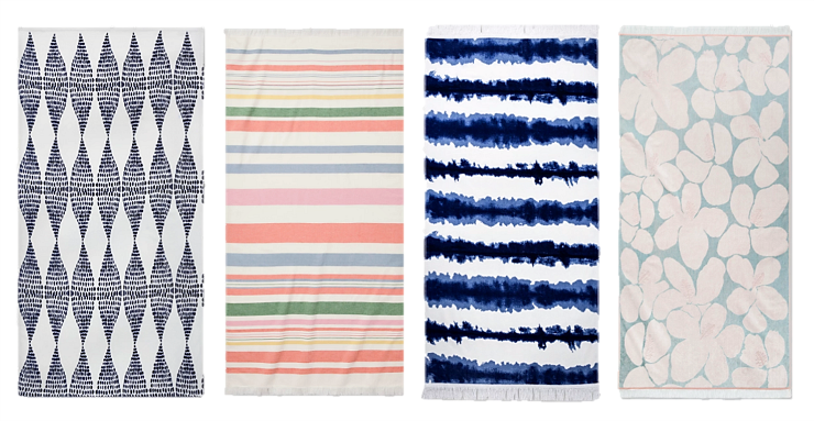 Opalhouse Beach Towels