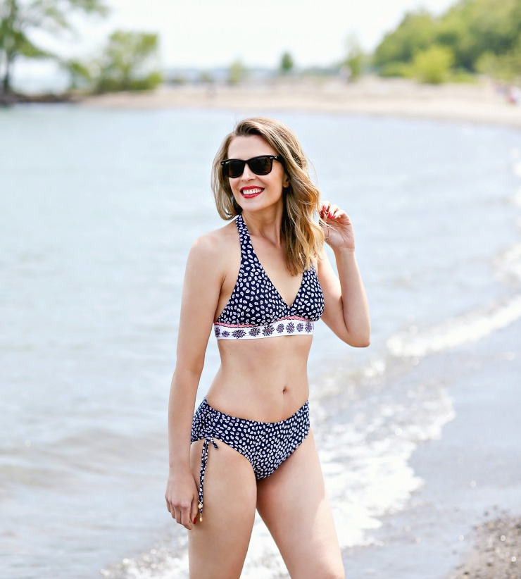 Anne Cole Printed Bikini