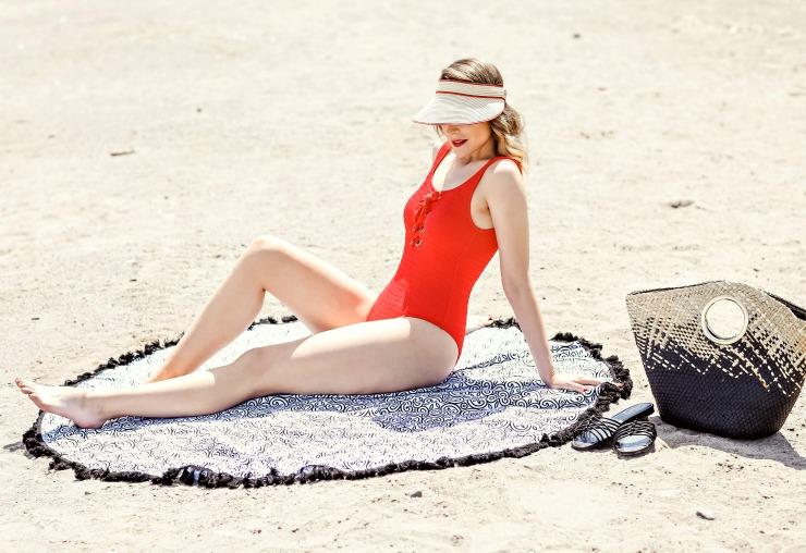 chic beach style