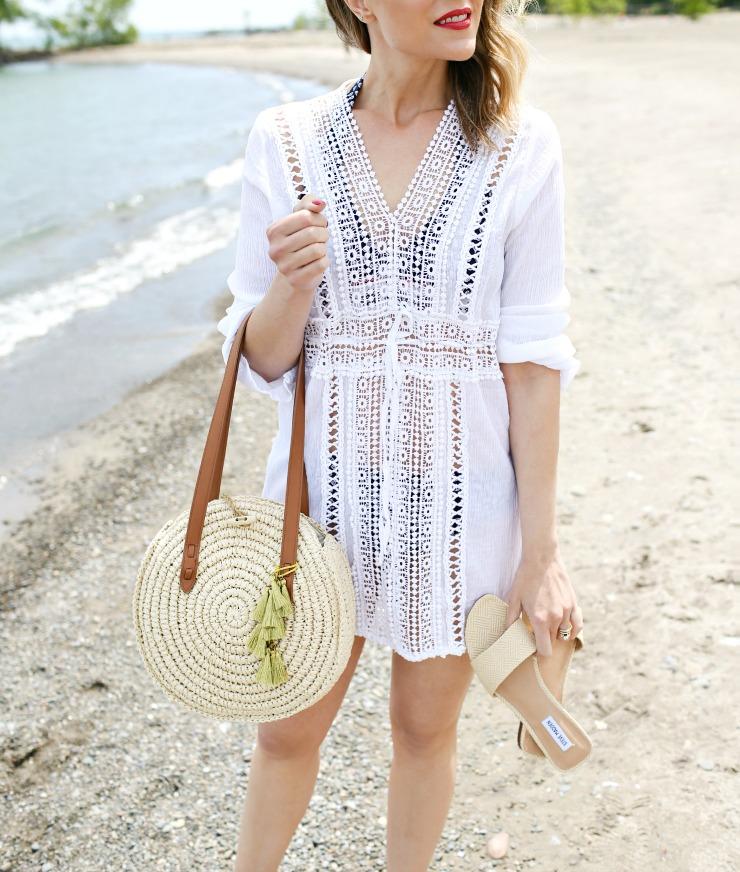 Raviya Crochet Cover-Up