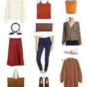 affordable pre-fall wardrobe staples