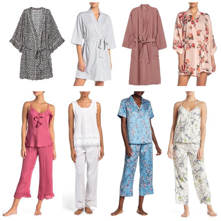 summer pajamas