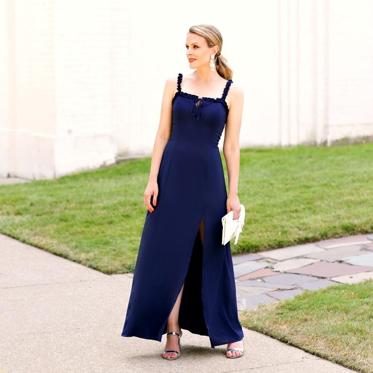 Teeze Me Juniors Maxi Dress