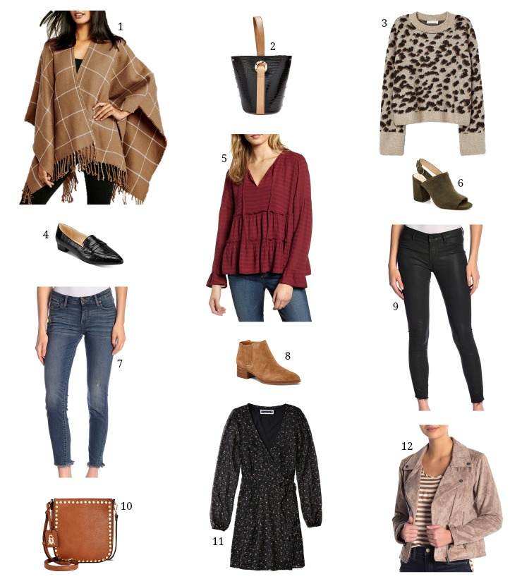 fall favorites under $60
