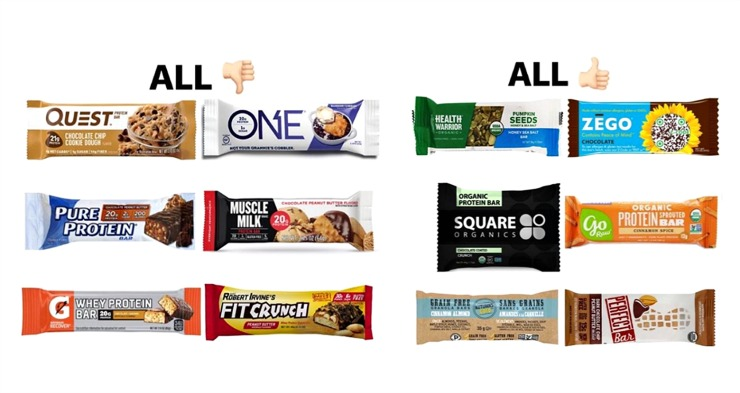 protein bar review