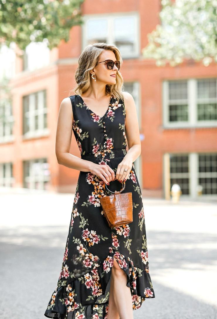 Walmart Floral Maxi Dress