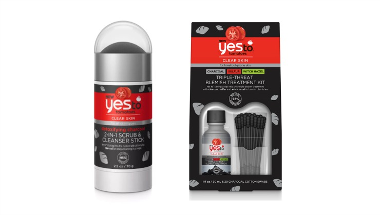 Yes to Tomatoes Charcoal