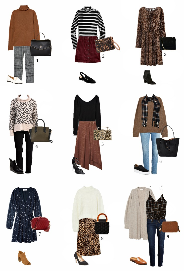 affordable fall outfits