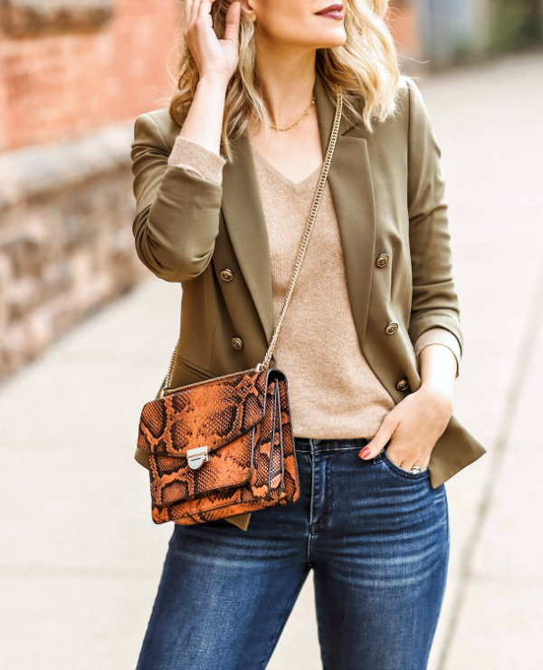 3 Classic Fall Outfit Pairings