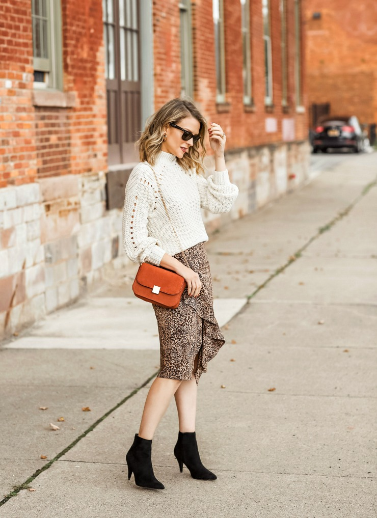 perfect fall outfit pairing