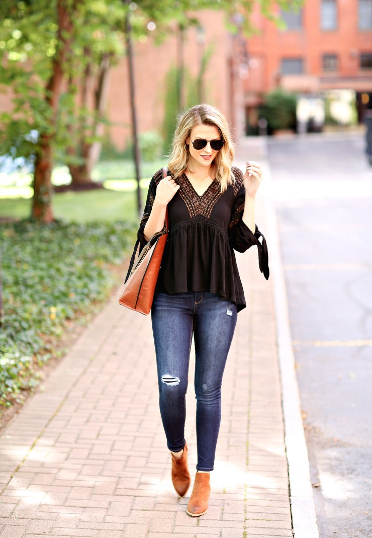 Time and Tru Core Skinny Jeans