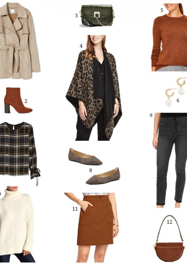 trendy fall styles under $60