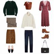 fall wardrobe staples under $60