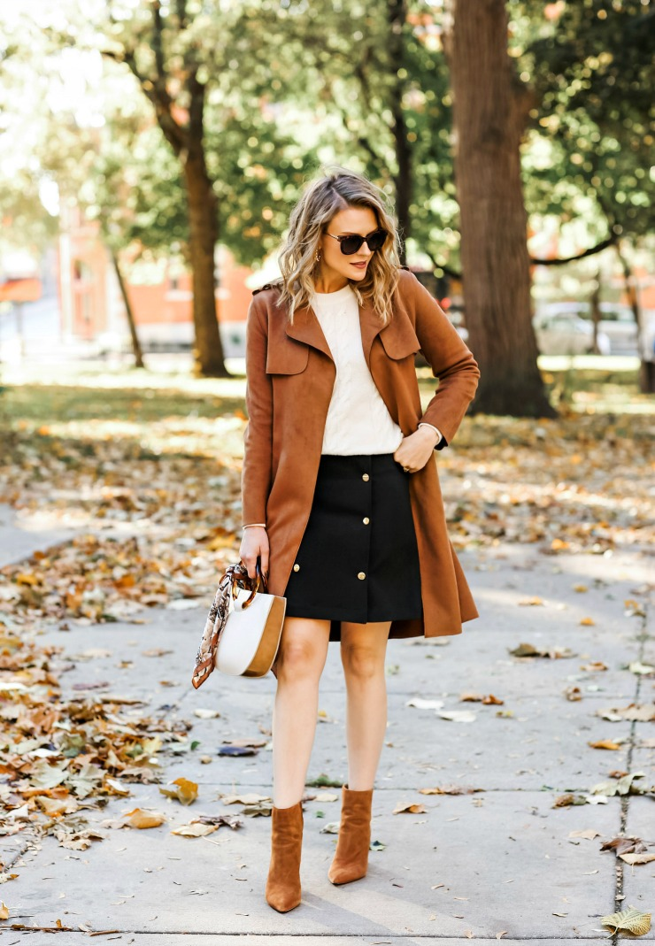 Sophisticated fall neutrals