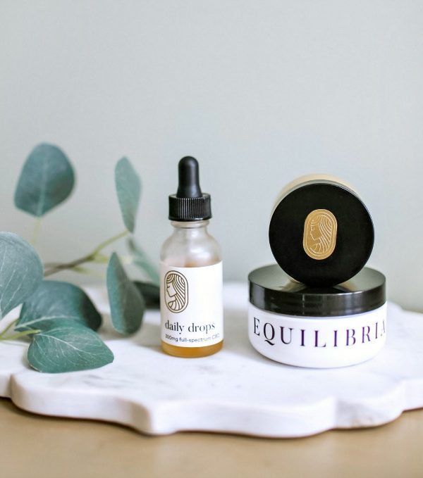 Equilibria CBD Products