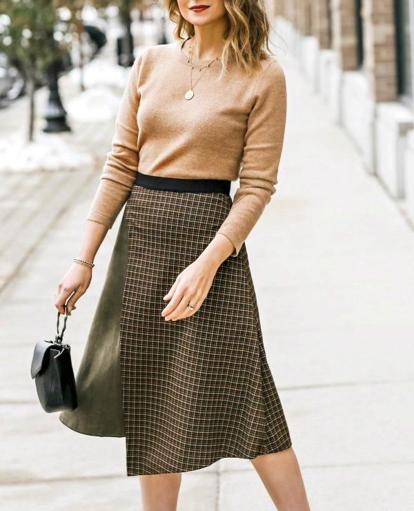 The Best Skirts For Cold Weather