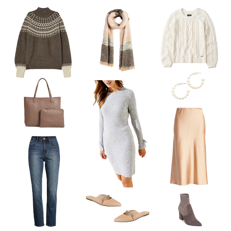winter neutrals under $60