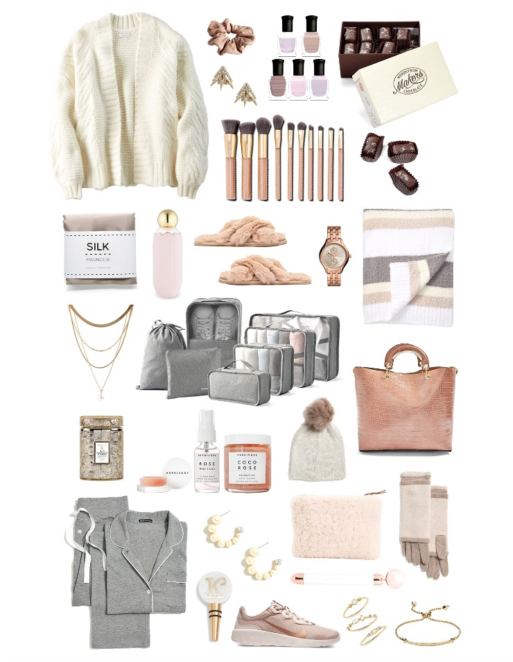affordable holiday gifts for her