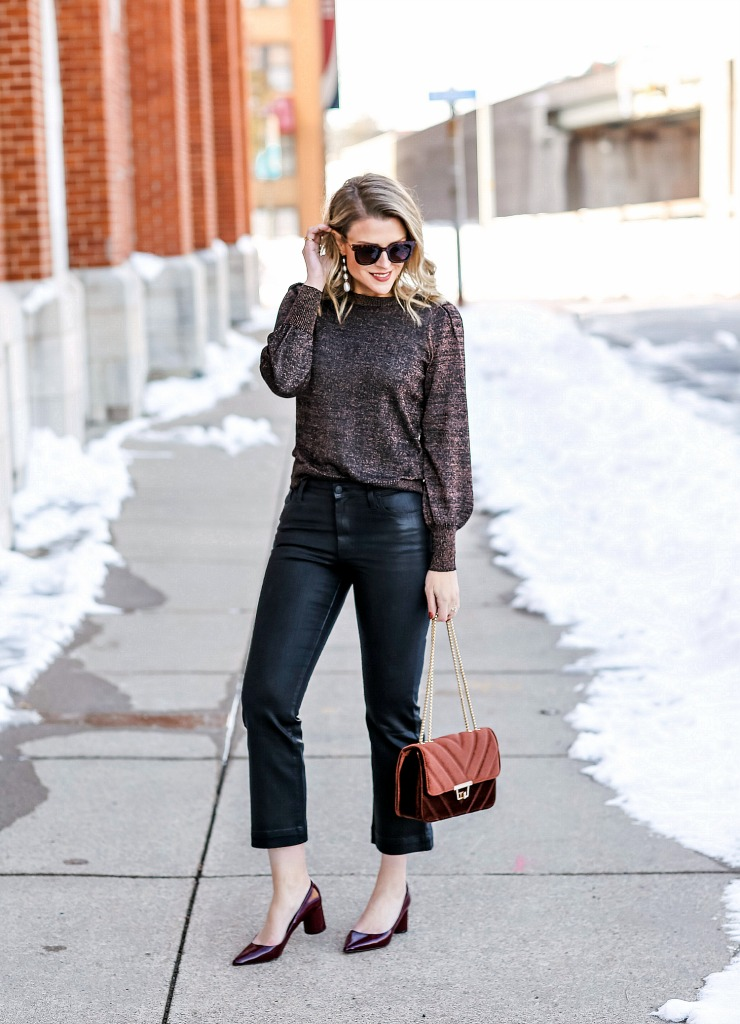 Nine West Coated Jeans