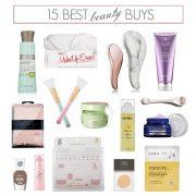 15 best beauty buys