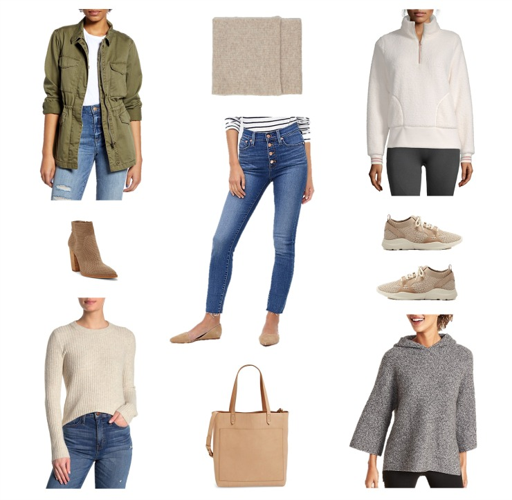 casual weekend basics