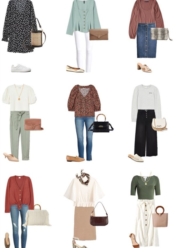 affordable spring looks