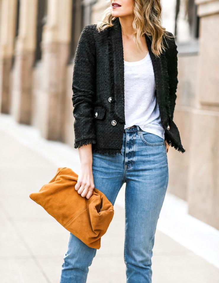 Express Boucle jacket